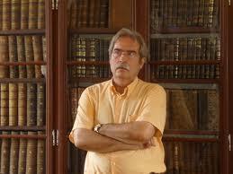 Jaume Cabré, escriptor i guionista català (memorable Estació d'enllaç)